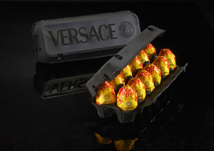 versace packaging design