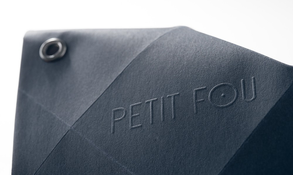 petit fou paper art design packaging