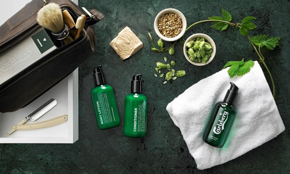 carlsberg-shampoo packaging design 1