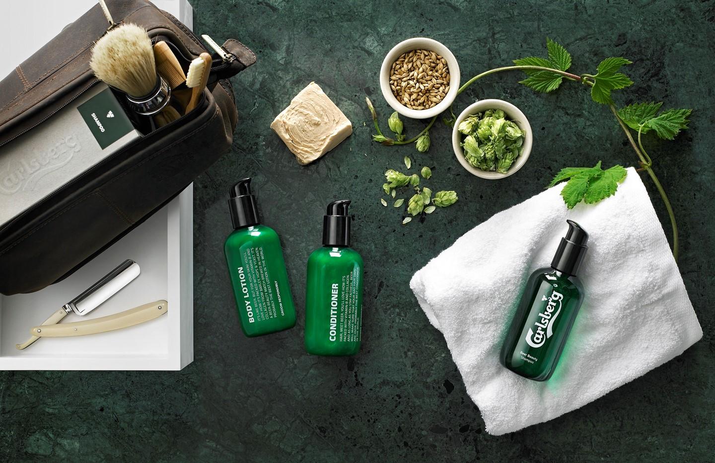 carlsberg-shampoo packaging design 1