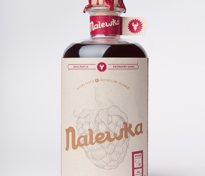 Nalewka packaging design 2
