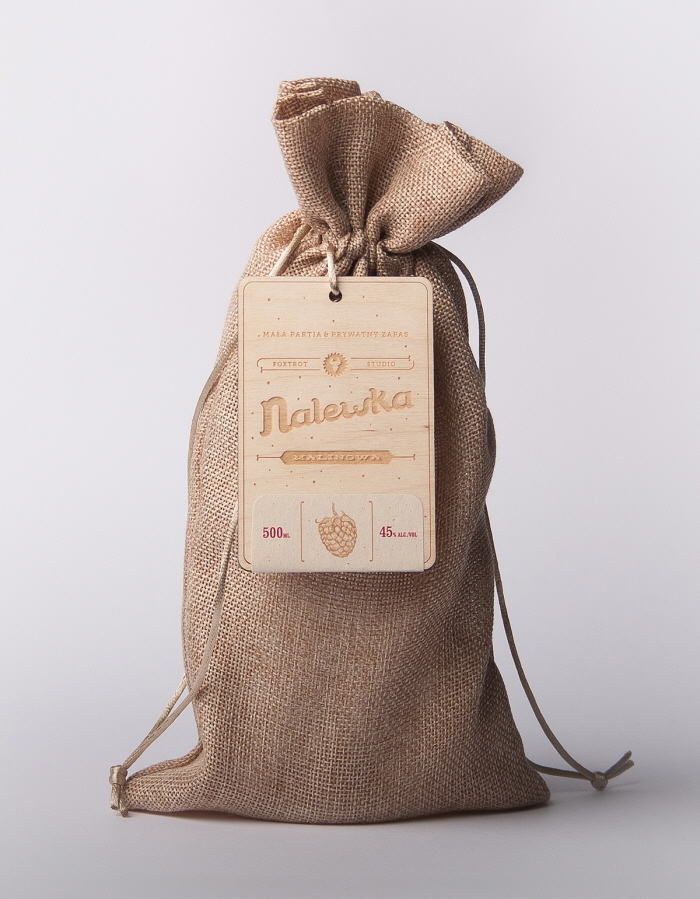 Nalewka packaging design 3
