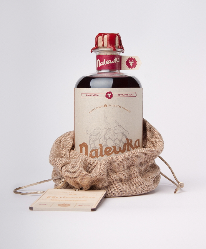 Nalewka packaging design 4