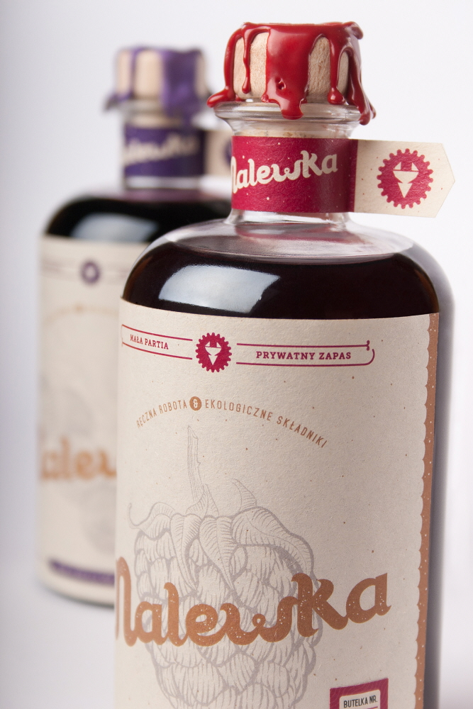 Nalewka packaging design 5