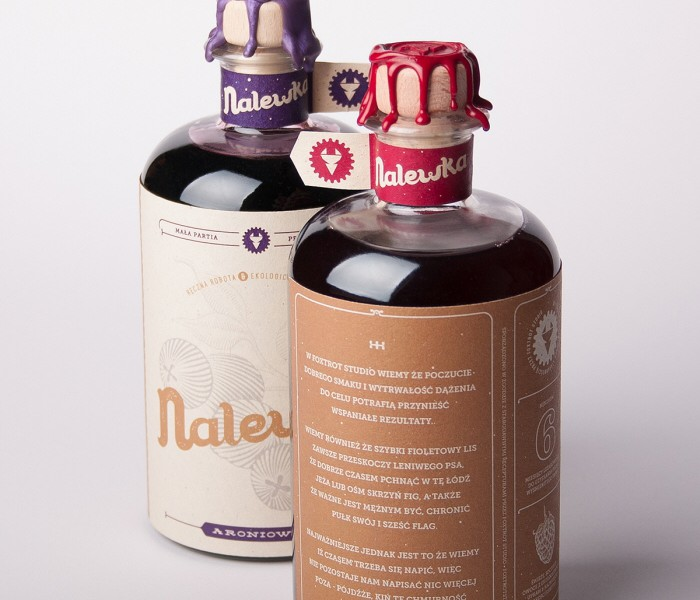 Nalewka packaging design 6