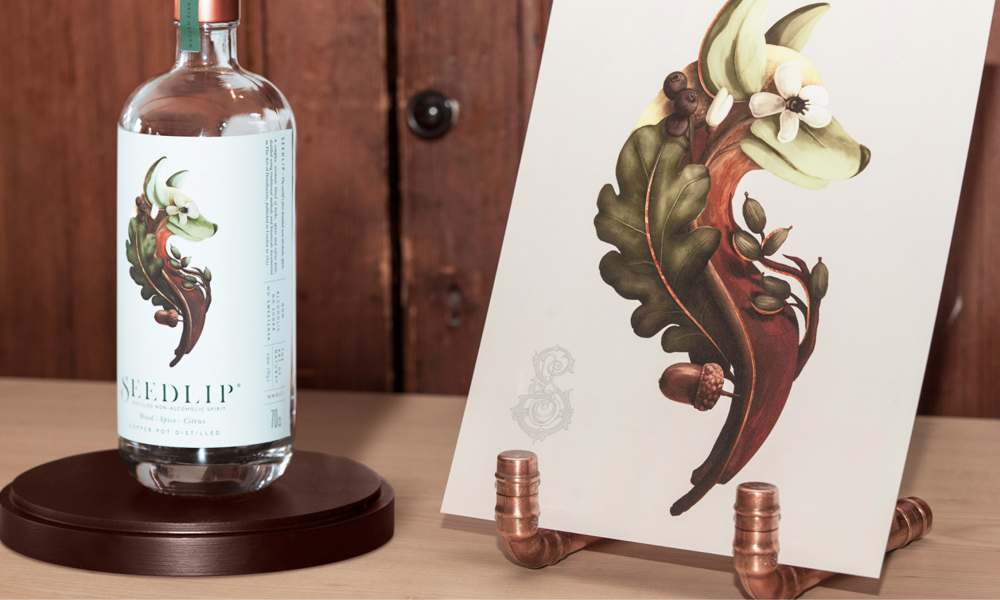 Seedlip packaging design 2