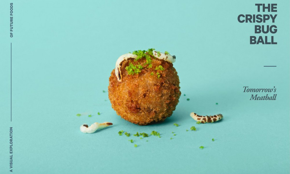 Ikea Tomorrows Meatball Future food innovation design 3