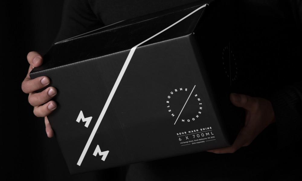 墨尔本月光烈酒包装盒设计2