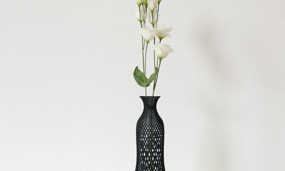 3D printing reused plastic packaging wase 2