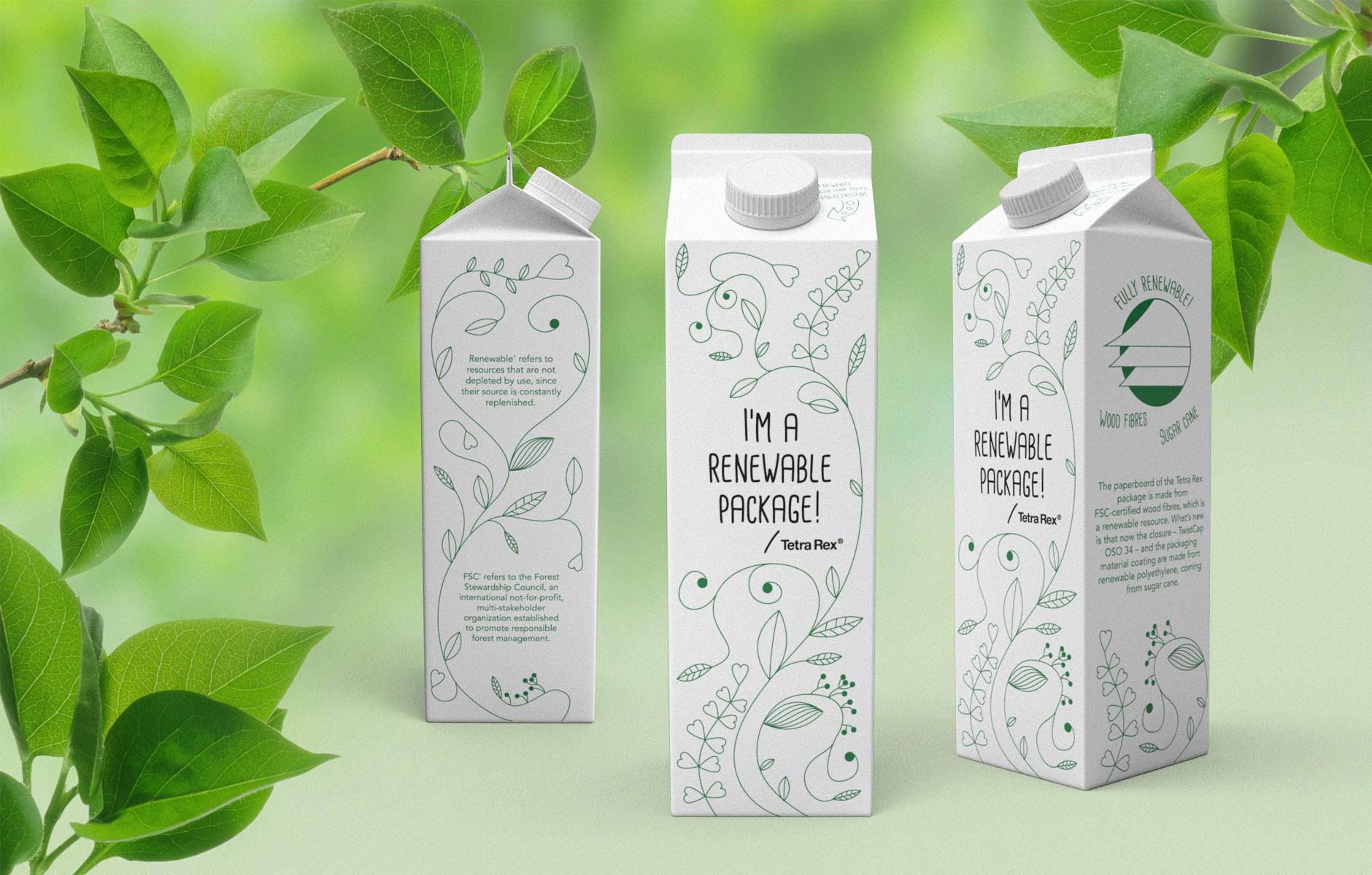 tetra rex renewable packaging material trends 2016