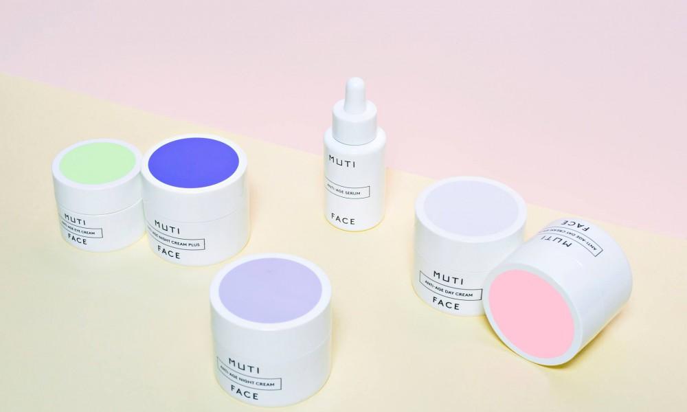 muti boxes facial packaging design 3