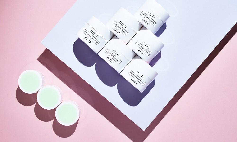 muti boxes facial packaging design 6