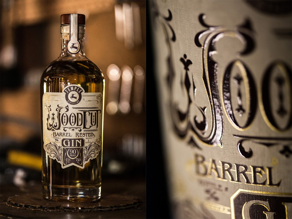 Wood Barrel packaging design trends 2017 4