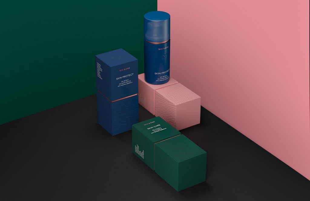 funky business packaging design 1