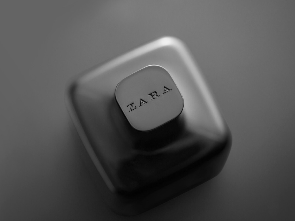 Zara packaging design