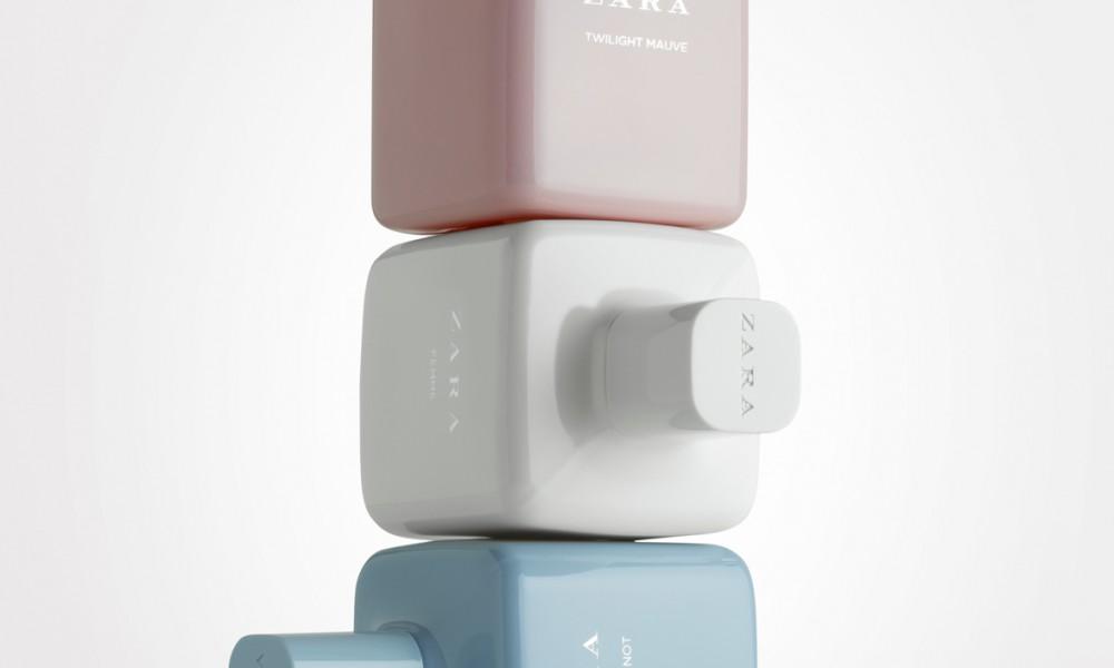 Zara packaging design 2