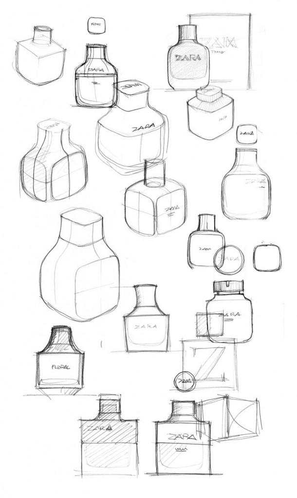 Zara packaging design 3