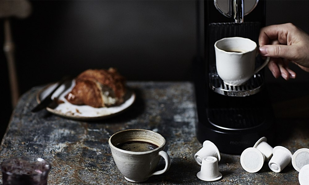 Sustainable Coffee pods 3