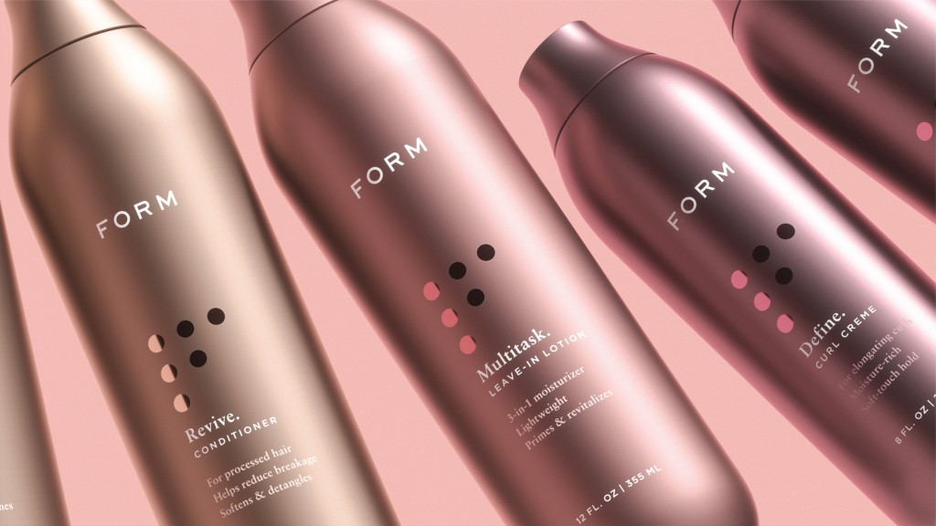 Form Beauty Packaging design 2