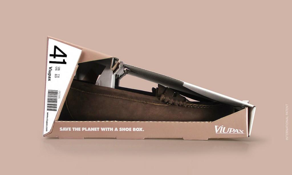 Sustainable shoe box concept 1