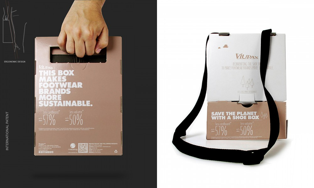 Sustainable shoe box concept 4