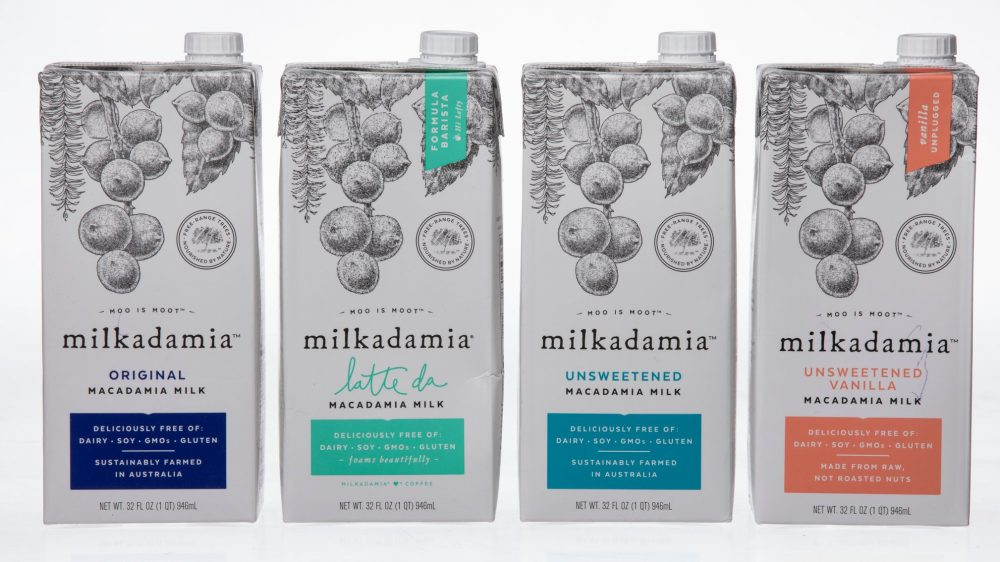 Milkadamia product packaging design 2