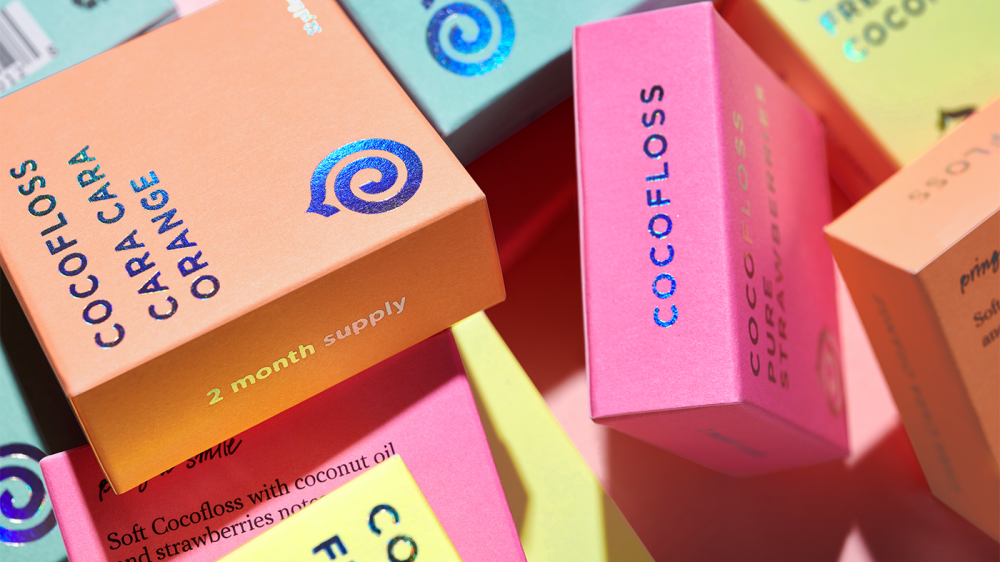 Cocofloss packaging design 4