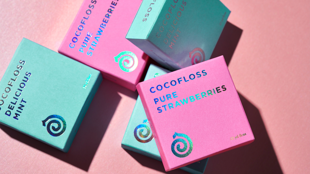 Cocofloss packaging design 6